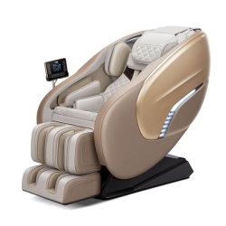 Jare X8 Telecomando LCD luxuoso spa de pés 4D preço de fábrica a amassar Shiatsu Blue-Tooth cadeira de massagens de corpo inteiro
