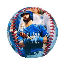 사용자 지정 로고 PU 스포츠 기념품 컬러 프린팅 야구
