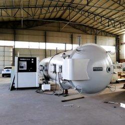 Mikrowelle Vakuum Holz Trockner Ofen Maschine für Holz Trocknung Saga