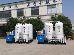 Homologação CE de Geração de Oxigênio a máquina/Gás Natural a fábrica