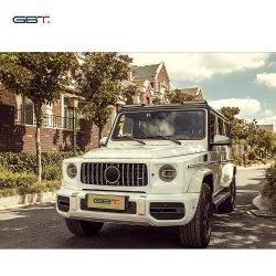 GBT フロント / リヤバンパグリルホイールトリムアップグレードボディキット年 1991-2017 年メルセデス・ベンツ G モデル
