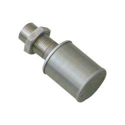 أنبوب الحاجز السلكي المصنوع من الفولاذ المقاوم للصدأ لتصفية المياه