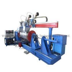معدات اللحام الحلقية الاحترافية لأسطوانات غاز البترول المسال، ماكينة اللحام ذات السعر الجيد العالية الجودة لغاز البترول المسال