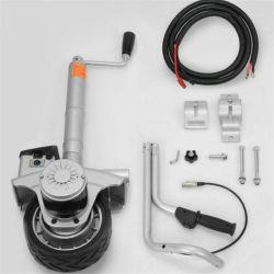 350W 5000lb 전동 조키 휠 12V 전기 미니 트레일러 Mover