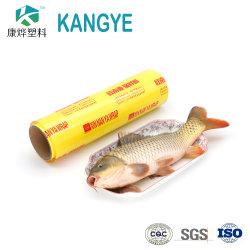 O alongamento bem fresco melhor filme de PVC para acondicionamento de alimentos