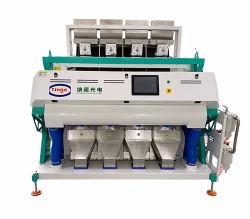 白い米カラー選別機機械粗粉カラー選別機の処理機械
