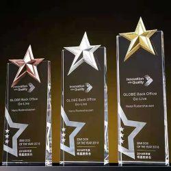 Премия Plaques Crystal / трофей зубного налета 6 и 8 дюйма