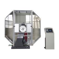 Jbs-450c نوع المعدن شارب V نوع الشاشة الرقمية المعدنية ماكينة اختبار تأثير المواد