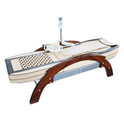 고급스러운 제이드 열처리 나무 마사지 침대 중국 최고의 전신 Spine Thai Far Infrared 열선내장 마사지 테이블