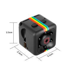 Sq11小型カメラHD 1080P無線機密保護によって隠されるWiFiのカメラ