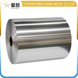 8011/1235/8079 normale Aluminiumfolie für Haushalt/Verpackung/Paket/Kaffee/Nahrung/Grill/Beutel/Schablone