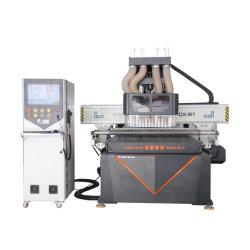 مصنع محترف عالي الدقة لآلة حطب متعددة الرأس