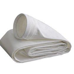 La industria de la bolsa de filtro colector de polvo de poliéster para el cemento de alimentos de Hierro de Minas Casa de Bolsa farmacia