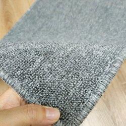 كومة الحلقي لون رمادي صلب غرفة نوم منخفضة السعر متينة عالية حائط الكثافة إلى السجاد الحائطي
