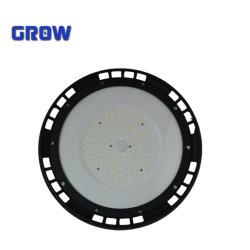 Hohe Beleuchtung 150W der Helligkeits-LED industrielle des UFO-LED hohe Garantie Bucht-Licht-5year