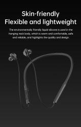 Sport Bluetooth Headset Wireless Stereo Musik Bluetooth Nackenband Freisprecheinrichtung Kopfhörer