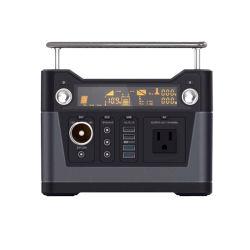 280WH CPAP резервной батареи источника бесперебойного питания 110V Чистая синусоида розетку переменного тока USB QC3.0 12V/24В постоянного тока светодиодный фонарик для кемпинга 300Вт портативный источник питания Станции