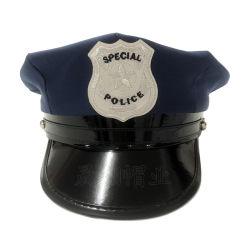 القبعات شرطة ذات القبعات الثمانية للأطفال مرحلة الأداء من السقف المسطح