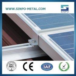 Suporte de Montagem do Solar Do telhado de metal produtos da estrutura dos raios solares