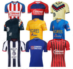 Grado Superior 2020/2021 el Club de la Liga de México equipo de fútbol camiseta de Futbol Chivas América Tigres Monterrey Camiseta de fútbol Santos