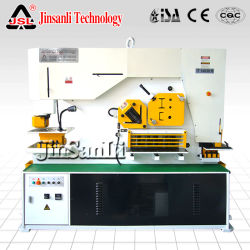 Jinsanli chinesa fabricante Ironworker Multifuncional Hidráulico