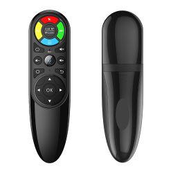 Film de la souris de l'air Q6 2.4G Fly Air Souris pour Smart TV télécommande intelligente de la souris de l'air