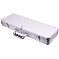Visor grande e plana de tamanho personalizado caso Estojo de alumínio