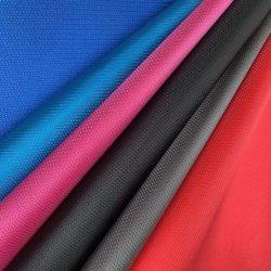La Chine dûment Dobby Oxford tissu de polyester enduit imperméable pour sac de bagages
