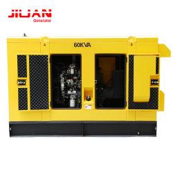60KVA Power Generator Verkoop voor Prijs Slient Electric Diesel Genset Energiecentrale