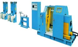 Câble double couche de matériel de fabrication de matériel de fabrication de fil/