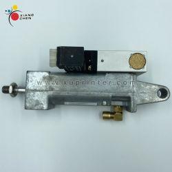 ハイデルベルクQm46シリンダー切換えのための空気シリンダー弁