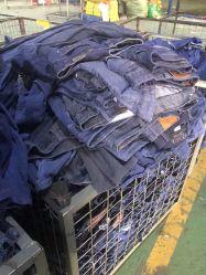 Libre ropa usada en balas precio utilizado vaqueros para la venta de ropa de segunda mano