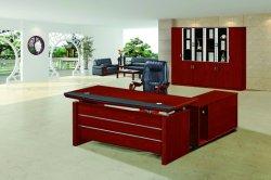 Новый стиль в форме буквы L Anti-Water современной деревянной компьютера ноутбук Office Desk (TOP-1806)