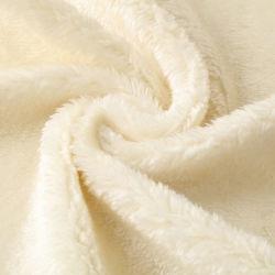 Stof van de Kwaliteit van het Bont van de Polyester van 100% de Super Zachte