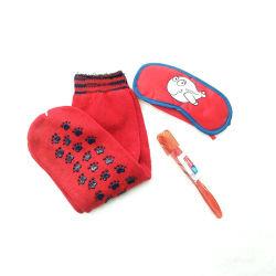 Kit de baño Set de regalo Set de viaje artículos de tocador de gel de cosméticos bolsa cosmética Set de viaje Set maquillaje Set Hotel Kit Dental