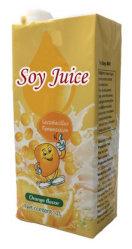 오렌지 향이 나는 1리터 종이 상자 간장 주스