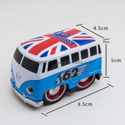 Il piccolo bus di modello di Londra/muore il bus di modello lungo del getto 8.5cm