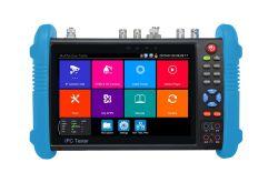 Wanglu наиболее востребованных 7-дюймовый 8MP Ahd Cvi Tvi IP и аналоговые WiFi камеры CCTV тестер с HDMI in/out
