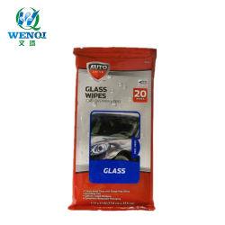 塵の自由な速い乾燥した車のガラスワイプ