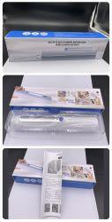 La luz ultravioleta portátil Esterilizador UV-C de desinfección de la luz de carga USB varita, Mini luz ultravioleta para esterilizar Stick para el hogar vestuario wc coche limpiador de Pet (WHI