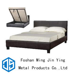 Foshan Fábrica para levantar moderno mobiliario de Casa Hotel/cama con el almacenamiento (A023)
