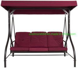 Coolmore Outdoor UV Blocker hammock 3 seater Canopy Swing Motion 길더 전환 파티오 로킹 의자 스윙 의자 침대