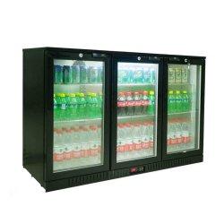 Bar commerciale Apex 3 porte Frigo espositore bottiglie 1350mm