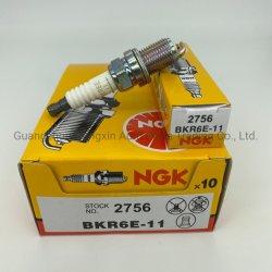 Высокое качество Ngk всеобщей производительность свечи 2756 Bkr6e-11