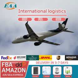 EAA DDP DHL UPS FedEx TNT Seefrachtspediteur Fracht Versandkosten Logistik Service China Tür zu Tür Kairo Alexandr