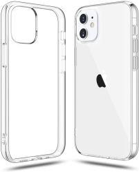 De bulk Zachte Duidelijke Transparante Toebehoren van de Telefoon van de Cel Cellphone van het Silicone TPU In het groot Mobiele het Geval van de Rugdekking voor iPhone 11/12 Mini/PRO Max/X/Xr/Xs