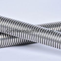 Collegare ondulato che intreccia il tubo flessibile del metallo flessibile/il tubo flessibile Braided del collegare acciaio inossidabile