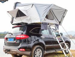 4WD 지붕 천막 플라스틱 쉘 차 트럭 지붕 상단 천막 야영 및 여행 아BS 플라스틱 쉘 차 지붕 상단 천막을%s 알루미늄 망원경 단계 사다리