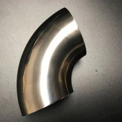 3/ заводская цена титана согнуть колено отводящего трубопровода титана 90 градусов установки короткого радиуса колено