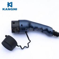 محول توصيل 16A للاستخدام المنزلي المحمول IEC 62196-2 الوضع 2 شاحن بطيء للسيارة الكهربائية